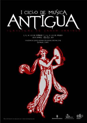 I Ciclo de Música Antigua en los Claustros de Santo Domingo