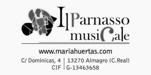 IL Parnasso Musicale, con María Huertas en TV