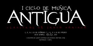 Pinceladas. Música Antigua en los Claustros de Santo Domingo de Jerez