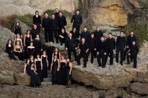 CORO EL LEÓN DE ORO en concierto: El lenguaje eterno del alma