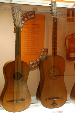 Gaspar Sanz: la guitarra ni es perfecta, ni imperfecta sino como tú la hizieres