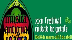 Comienza el XXII Festival de Música Antigua y Sacra de Getafe