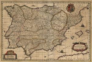 Por los caminos de la Hispania medieval. 1ª Parte