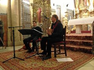 La Universidad de Huelva inaugura la VII edición del Ciclo de Música Antigua