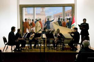 Se inicia el FIMA, XI Festival Internacional de Música Antigua