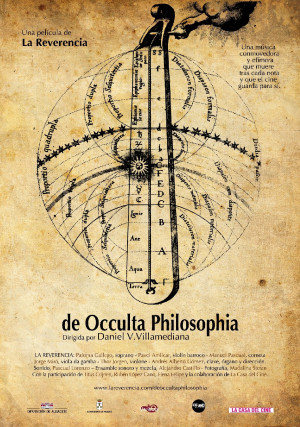 DE OCCULTA PHILOSOPHIA,  primer documental de Daniel V. Villamediana