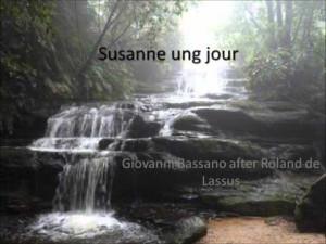 Para escuchar… Susanne ung jour (I)