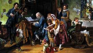 "La clavenicista Pilar Montoya: ""un homenaje a la familia Bach"""
