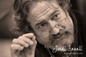 Entrevista Jordi Savall (2ª Parte): Música Antigua vs otras artes
