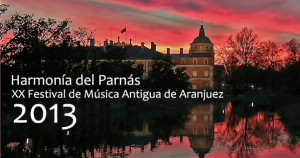 Harmonia del Parnàs abrirá el XX Festival de Música Antigua de Aranjuez