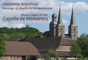 Escenario alemán para Capella de Ministrers