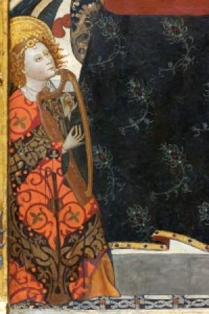 EN BUSCA DE UN SONIDO PERDIDO: Las arpas en la Edad Media