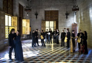 "Capella de Ministrers ofrece un concierto titulado ""Amors e cansó"" en el festival Serenates"