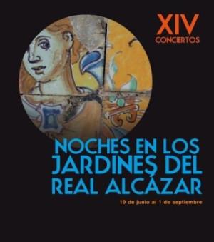 Las Noches en los Jardines del Alcázar comienzan hoy con la actuación de Forma Antiqva