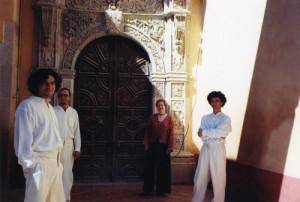 Música Ficta, ensemble de Música antigua (Colombia): exponentes del repertorio Barroco latinoamericano y español.