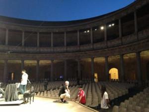 Jordi Savall se toma hoy Granada en el marco de la celebración del milenio de la ciudad