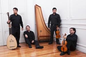 El Ensamble Castalia prepara un repertorio barroco con piezas de Porpora y Corelli