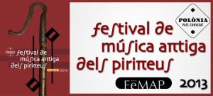 I CURSO DEL FESTIVAL DE MÚSICA ANTIGA  DELS PIRINEUS