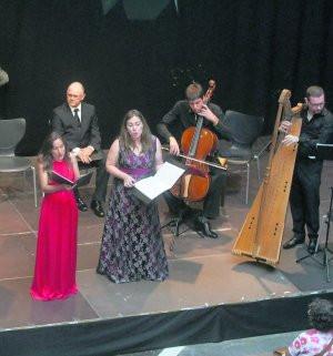 Doble Velada de Música Antigua en Gijón