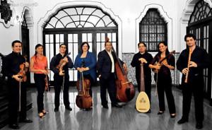 Ensemble Ecuatoriano Guayaquil Consort; a cargo del I festival de música antigua de Guayaquil
