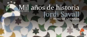 Jordi Savall recrea la historia musical medieval granadina