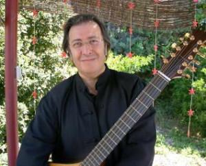 Entrevista a LUIS DELGADO, pasión por los instrumentos