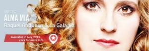 ALMA MÍA, nuevo disco de Raquel Andueza & La Galanía