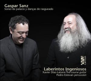 Laberintos Ingeniosos, 10 años de la propuesta musical de Xavier Díaz-Latorre y Pedro Estevan.