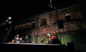 Los conciertos en el Alcázar, 5.000 visitantes en sus doce primeros días