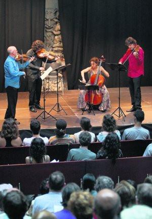 La Real Cámara abre la Semana de la Música Antigua