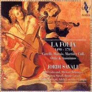 """""""La Folia""""Un fenómeno sin precedentes en la historia de la música, una de las bases musicales del renacimiento."""