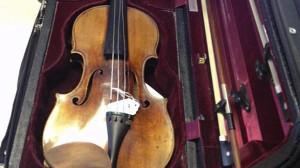 Recuperan un Stradivarius de casi dos millones de euros robado en Londres