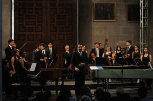 Música antigua en el Festival Internacional Cervantino, con el Ensamble Barroco