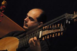 """Juan Carlos de Mulder en las Jornadas de Guitarra """"Ciutat de Dénia"""""""