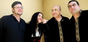 Mara Aranda, presenta en Tenerife las músicas del Al-Andalus musulmán y la Sefarad judía