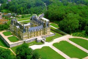 'Ver' la música del Renacimiento en un castillo renacentista francés