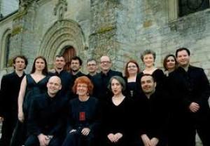 Ensemble Jacques Moderne (Francia), 40 años redescubriendo y difundiendo las obras del pasado.      Dirección Joël Suhubiette