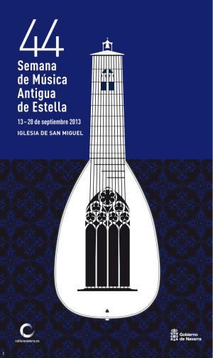 Semana de Música Antigua de Estella, del 13 al 20 de septiembre