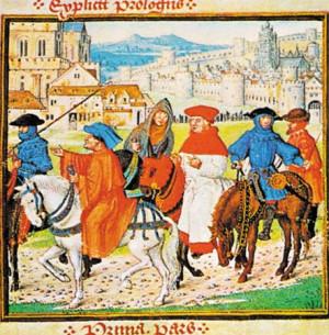 Música Antigua española relacionada con la peregrinación en el medievo