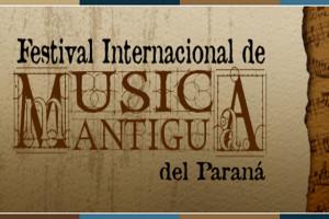 Comineza el Festival Internacional de Música Antigua del Paraná