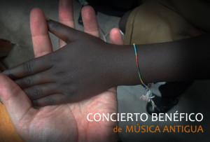 Concierto benéfico de música antigua para ayudar a la población de Ruanda y Burundi