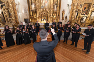 Próximo taller coral en la Academia Internacional de Música Antigua