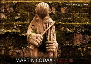 """Cantiga """"Ondas do Mar"""", obra del trovador gallego del siglo XIII Martín Codax"""