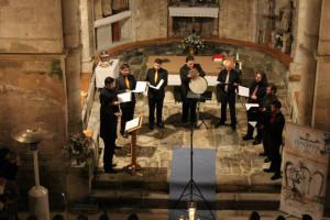 """Música y patrimonio en el """"Outono para os sentidos"""" de la Ribeira Sacra"""