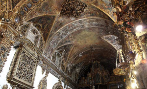 Música antigua para restaurar la capilla de San José