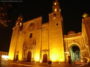 Música barroca en iglesias antiguas de Mérida (México)