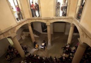 Nuevo encuentro entre música antigua y edificaciones históricas de Oviedo