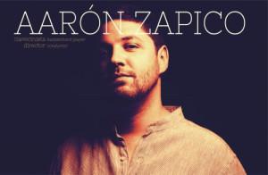 """Aarón Zapico: """"Todos los discos son un poco capricho y todos están llenos de sorpresas"""""""