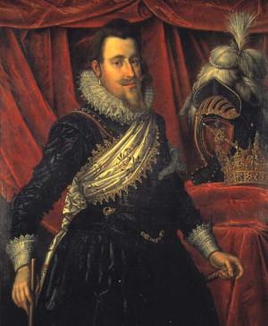 Música Antigua a la Carta: Christian IV, Rey de Dinamarca