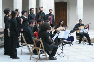 Acordes con historia del Grupo de Música Antigua de la Universidad de Valladolid